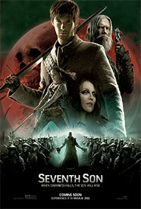The Seventh Son 3D poster