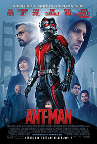 Ant-Man An IMAX 3D Experience poster