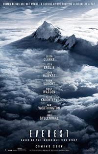 Everest 3D poster