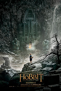 The Hobbit: The Desolation of Smaug 3D poster