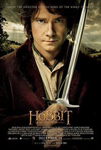 The Hobbit: An Unexpected Journey 3D (2012) poster