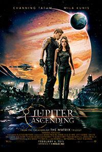 Jupiter Ascending 3D poster