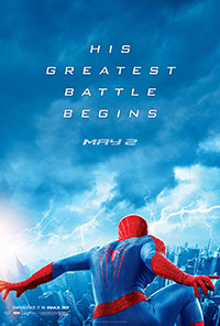 The Amazing Spider-Man 2 3D poster