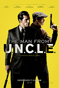 Man from U.N.C.L.E. poster