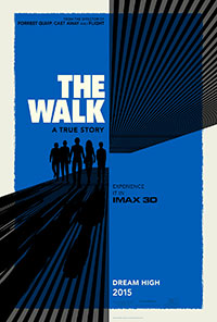 The Walk: An IMAX 3D Experience poster