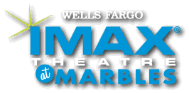 Wells Fargo IMAX Theatre Logo